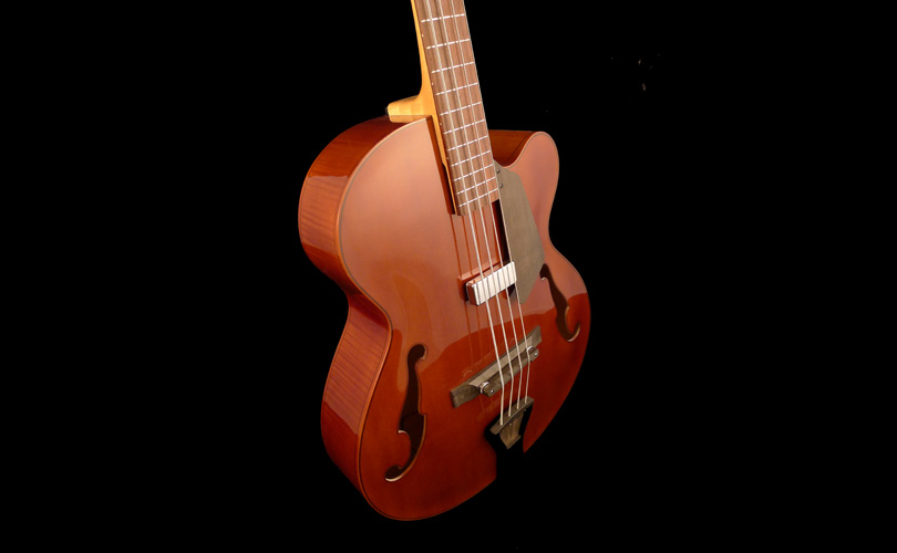 basse-archtop