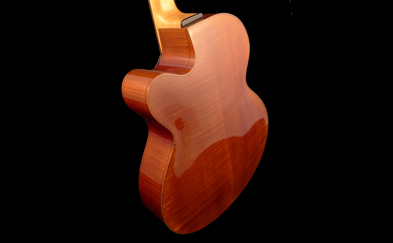 dos basse-archtop