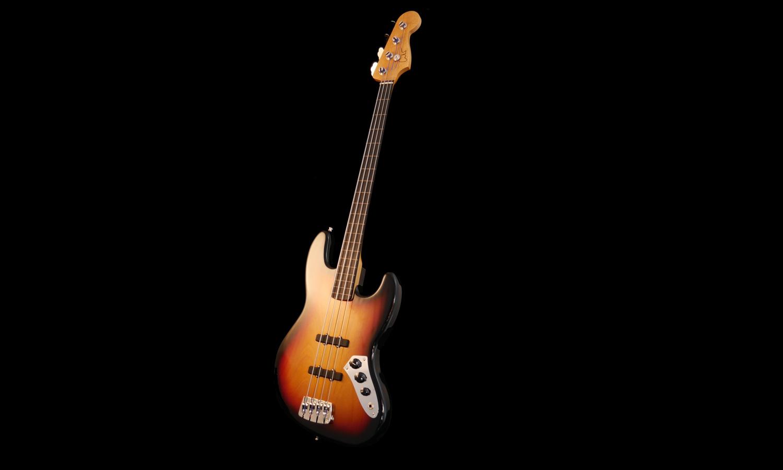 Jazz Bass custom