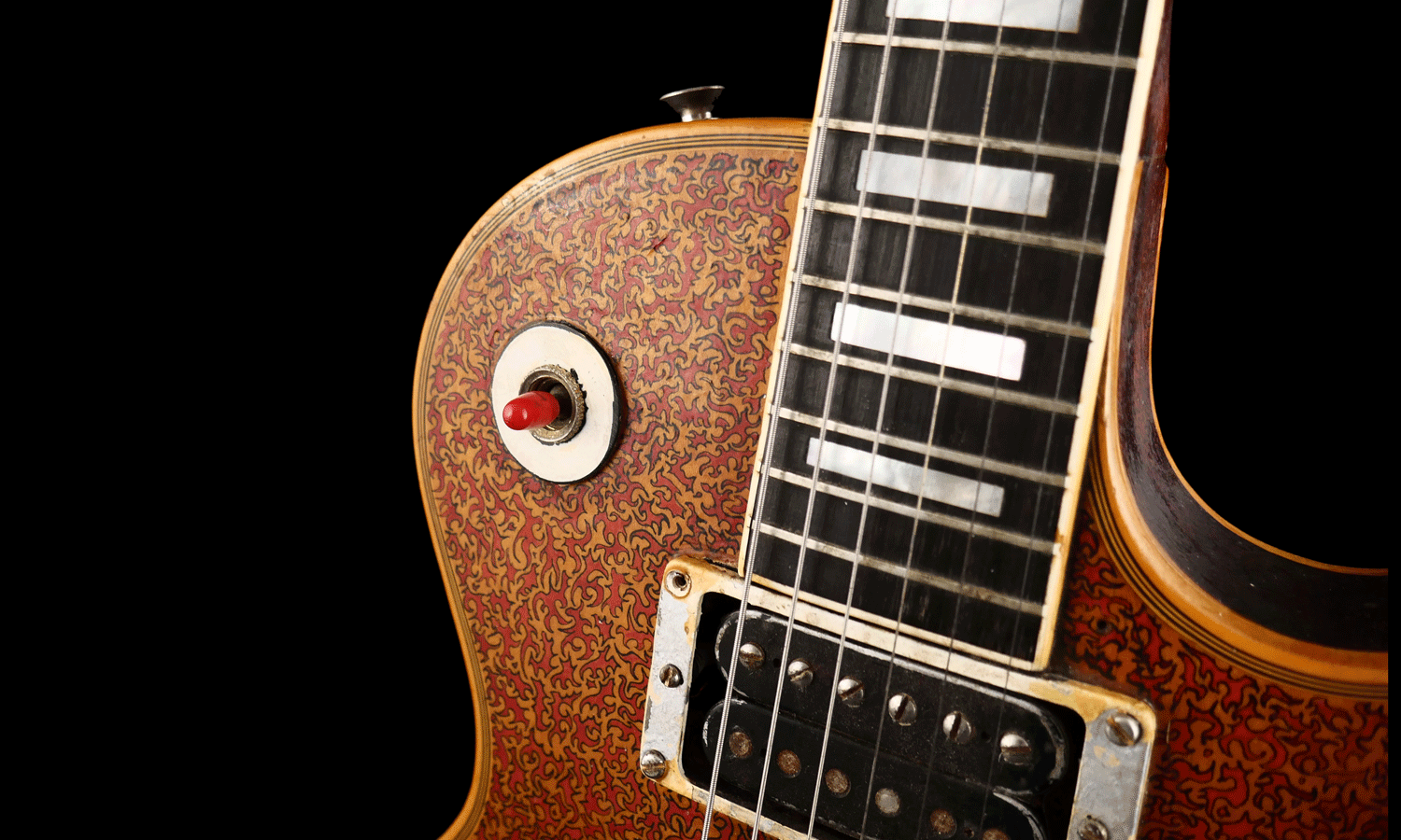 Gibson Les Paul Custom 1969 Big Friswa